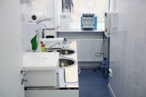 Фото стерилизационного кабинета стоматологии